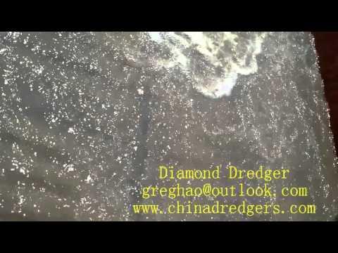 Diamond dredger from Yongli