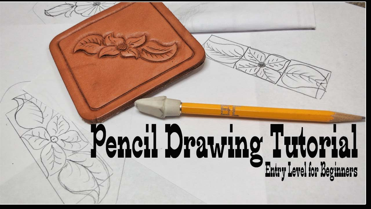 Pattern Drawing Tutorial Pencil Drawing Tutorial How to
