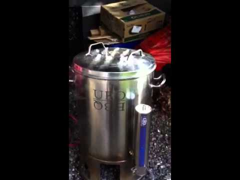 UFO Cold Smoke Creator / Generator for smoking food