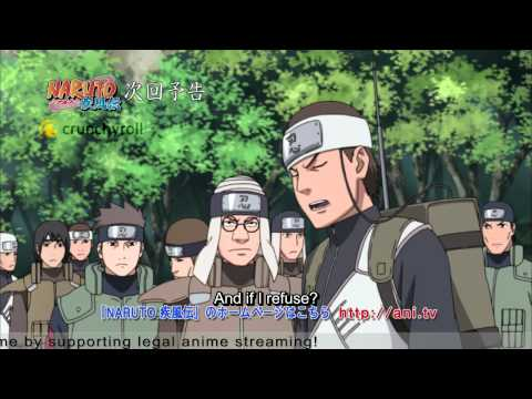 Naruto Shippuuden Episode 264 Trailer