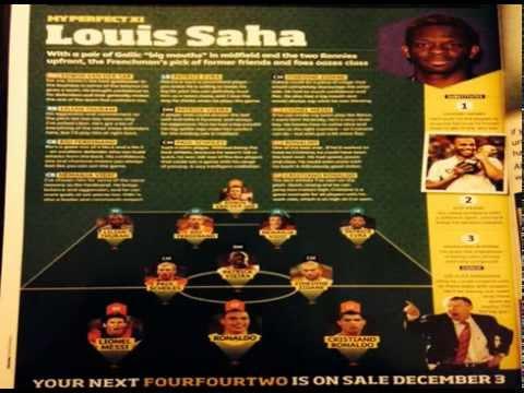 "Louis Saha Says ""Ronaldo One of the Best ever"""