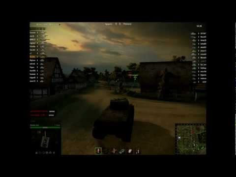 [World of Tanks] 1. T1 heavy, M5 Stuart (just a game) [Speciál] ᴴᴰ