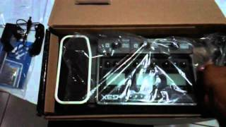 Unboxing Zoom g3x