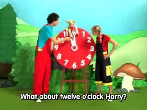 #9 Kids English Learning Show: Time Of Day: What Time Is It? What Do You Do... video