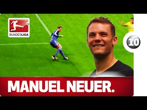 Manuel Neuer - Sweeper Keeper - Advent Calendar Number 7