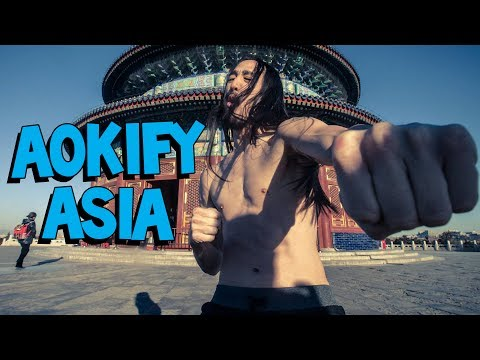 AOKIFY ASIA (China ✈ Vietnam ✈ Philippines ✈ Thailand) - On the Road w/ Steve Aoki #92