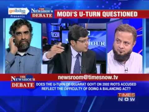 The Newshour Debate: How will Narendra Modi balance the 2002 riots issue? (Part 3 of 3)