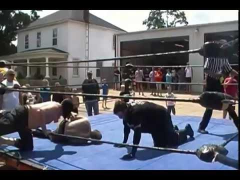 The Shamrock Saints vs. Bad Company: Camden Ohio
