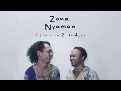Fourtwnty - Zona Nyaman OST. Filosofi Kopi 2: Ben & Jody (Lyric Video)