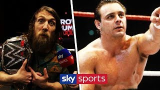 Daniel Bryan pays tribute to the Dynamite Kid & wants The British Bulldogs in the Hall of Fame!