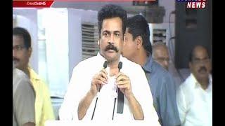Actor Sivaji Speech At CM Chandrababu Naidu Dharma Porata Deeksha At Vijayawada