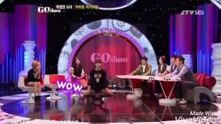Is Jungkook Copying IU's Sekssi Dance?? (IU And Jungkook)