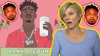 Download Lagu Mom REACTS to 21 Savage - Bank Account (Official Music Video) Gratis STAFABAND