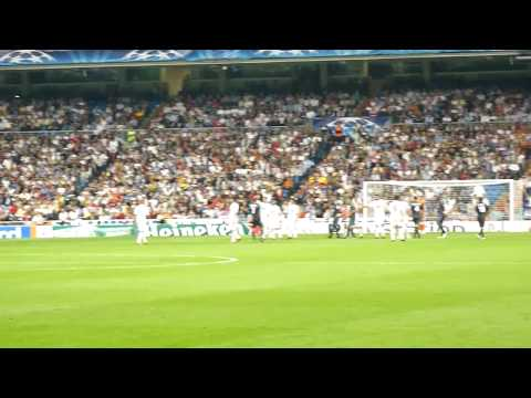 Fernando Morientes - Return to the Bernabeu - Real Madrid vs. Marseille Video