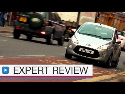 Ford Ka hatchback car review