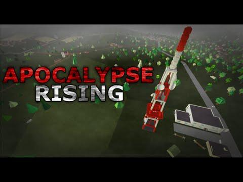 ROBLOX | Apocalypse Rising | ASSASSIN SKILLS! :O
