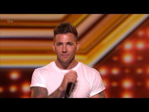 The X Factor UK 2018 Marc Higgins Auditions  Clip S15E02