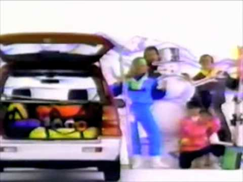 Mitsubishi Expo LRV commercial - 1991