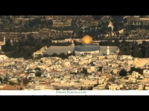 Israel Not Willing To Divide The Holy City Of Jerusalem!!