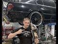 Покупаем детали для кастомного выхлопа в Китае на BMW e38! Бюджет 20 тыщ руб!
