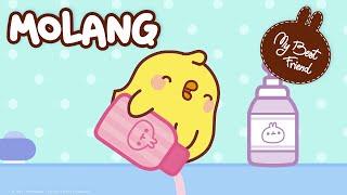 Molang & Piu Piu - Bath Time | #MyBestFriend