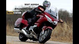 Essai Honda Goldwing 2018