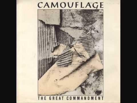 Camouflage - The Great Commandment [LYRICS]