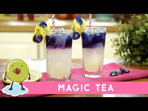 Resep Magic Tea