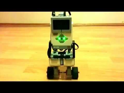 LEGO Mindstorms EV3 GyroBoy self balancing robot (31313)