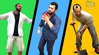 Gta 5 All Character Switch Scenes