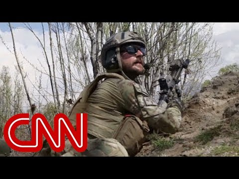 A look at Special Forces in Afghanistan