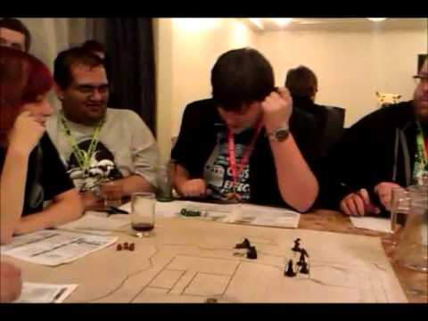 Gemucon D&D Session w/ Jesse Cox and Dodger #4 - flame hugs, bawls, stealth