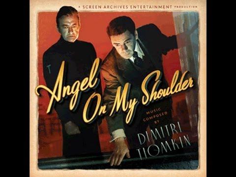 Angel on My Shoulder [1946] FULL MOVIE Starring Claude Rains, Anne