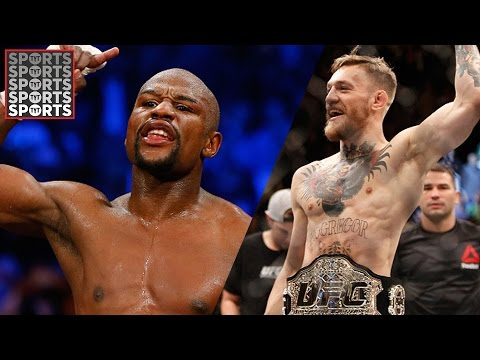 Dana White Offers McGregor and Mayweather $25 Million to Fight