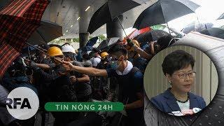 Tin nóng 24H | Trung Quốc quyết không cho phép đặc khu trưởng Hong Kong từ chức