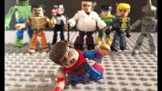 The amazing spiderman vs the sinister six minimates stop mo