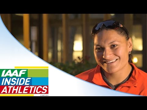 IAAF Inside Athletics - Episode 29 - Valerie Adams
