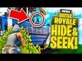 HIDE AND SEEK IN FORTNITE! (Fortnite Battle Royale)