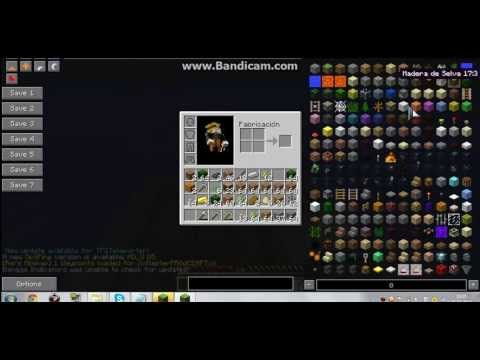 Descargar Minecraft 1.5.2 con mods instalados