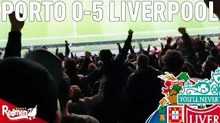 Porto v Liverpool 0-5   Story of the Match