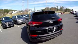 Walkaround Review of 2017 Hyundai Tucson 80463A