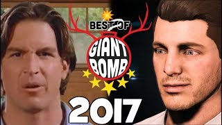 Best of Giant Bomb - 2017