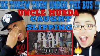 Download Lagu Uncle Murda - Rap Up 2017 REACTION Gratis STAFABAND