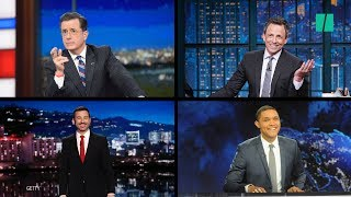Late Night Hosts On Trump-Putin Summit