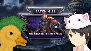 SMITE - 4.21 Patch Discussion (w/ MythyMoo & Punk Duck)