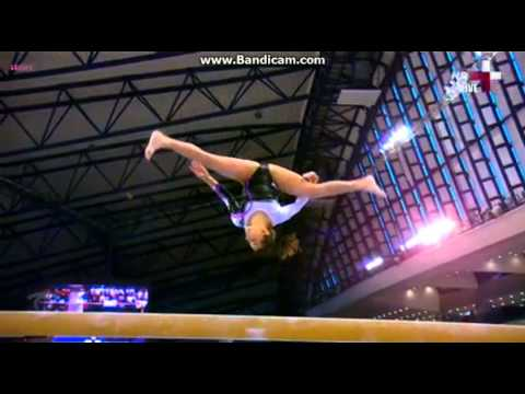 Larisa Iordache - BB - Doha World Cup 2013