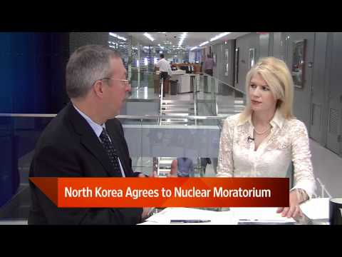 North Korea Agrees to Nuclear Moratorium