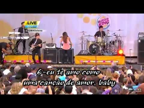 Selena Gomez E The Scene - Love You Like A Love Song (legendado   Traduzido) video