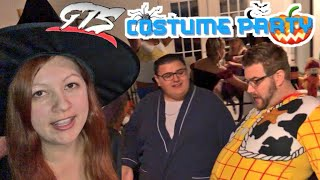 MOST FUN GTS HALLOWEEN COSTUME PARTY EVER!