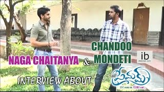 naga-chaitanya-chandoo-mondeti-interview-about-premam